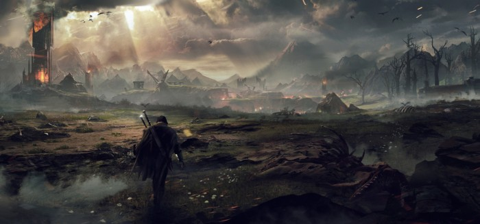 Tolkien fans will quickly recognize the gloomy atmosphere of Shadow of Mordor