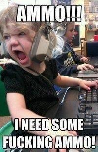 I need AMMO !