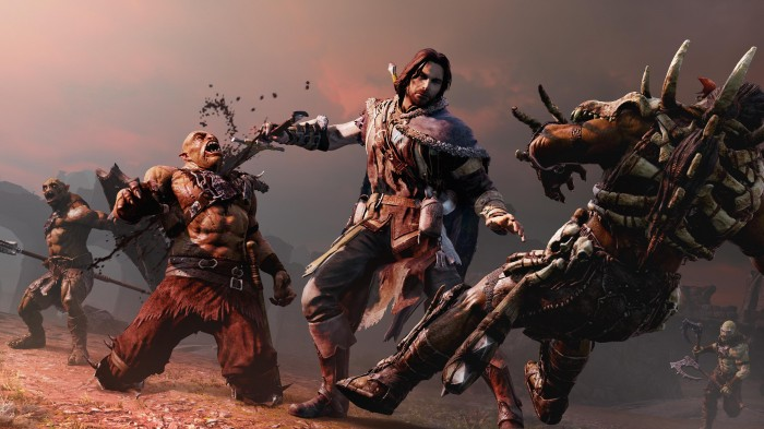 Shadow of Mordor will not lack orcs, nor will it lack in ways to dispose of them