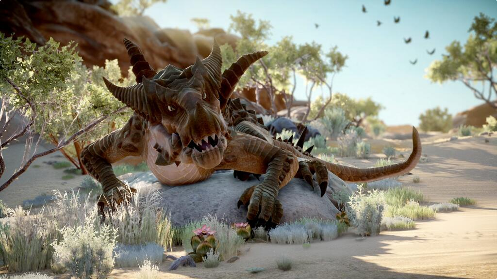 Dragon Age Inquisition Screenshots Gameplay Dragon Age Inquisition 105
