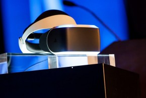 Sony's PS4 VR Headset