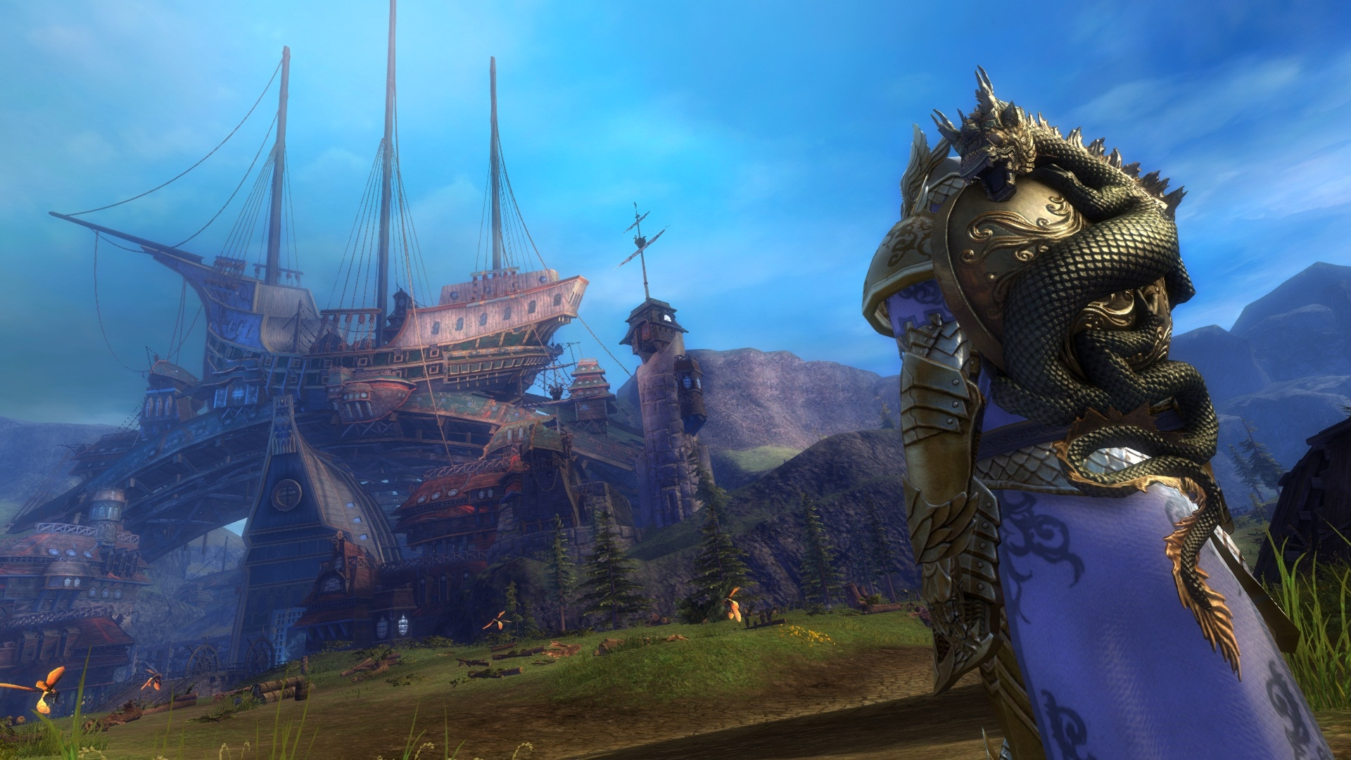 Guild Wars 2 Will Get A Second Feature Pack Update Load The Game