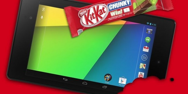 <b>Android</b> 4.4.3 KitKat update coming