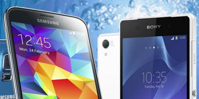 Samsung-Galaxy-s5-vs-sony-xperia-z2