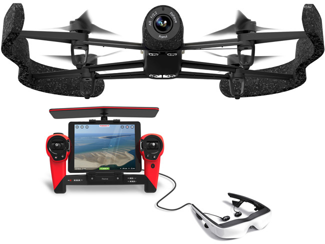 New Bebop Drone from Parrot Revealed • Load the Game