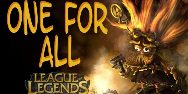 One_For_All_League_Of_Legends