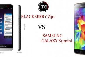 Samsung-galaxy-s5-mini-vs-Blackberry-Z30