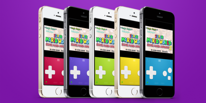 Nintendo takes down GBA emulator for iOS GBA4iOS – Load the Game