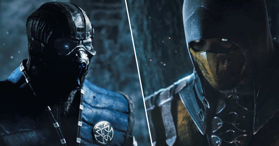 Mortal Kombat X Check Out The Fighters Revealed So Far Load