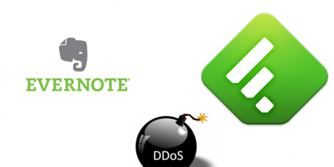 Feedly-and-Evernote-Servers-Under-DDoS-Attack