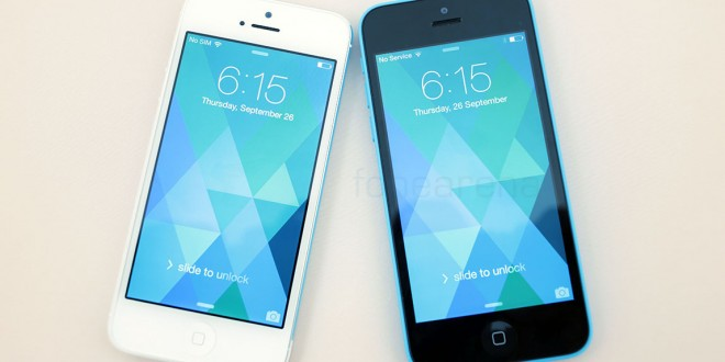 iphone 5s and 5c become cheaper as the iphone 6 release With iphone 5 release date draws near