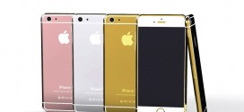 iPhone 6 available for pre-order in 24-carat gold and platinum options