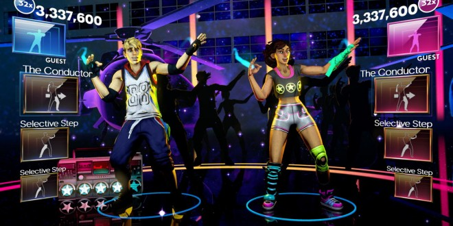 Dance Central Spotlight screenshot