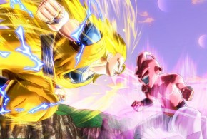 Dragon Ball Xenoverse screenshots show new Super Saiyan fighting the Androids