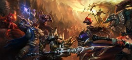 The latest League of Legends cinematic is the most epic thing you'll see all day