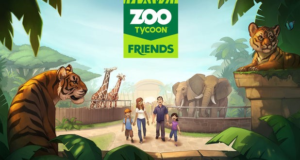 Microsoft reveals Zoo Tycoon Friends – Load the Game