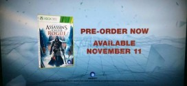 Assassin's Creed Rogue confirmed, arriving November 11th for last-gen
