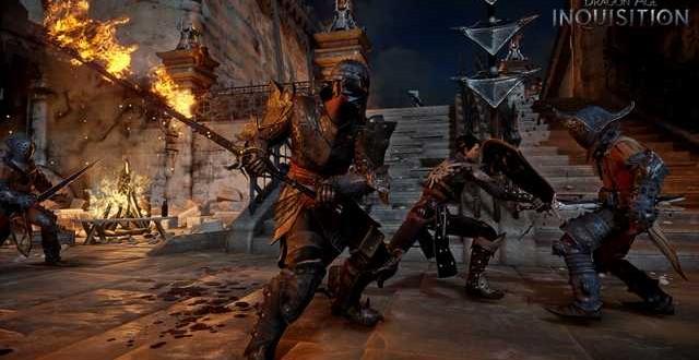 Bioware reveals more details about combat in Dragon Age Inquisition