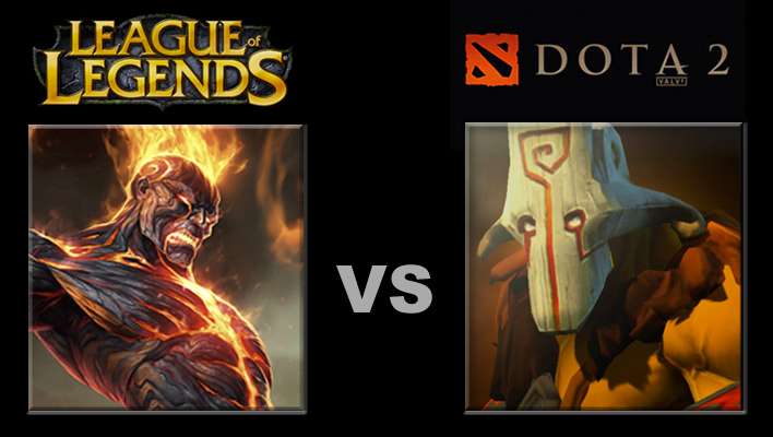 dota 2 vs league of legends there s a mod for that load the game