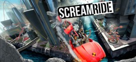 "Microsoft released more details about Xbox exclusive ""Scream Ride"""