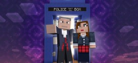 Doctor Who is coming to Minecraft next month