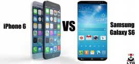 iPhone 6 vs Samsung Galaxy S6 – The next generation