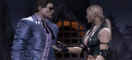 Mortal Kombat X roster likely to include Johnny Cage and Sonya Blade