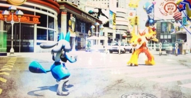 Tekken Creators Announce Pokken Tournament Fighting Game