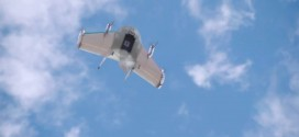 Google X: Project Wing to use drones to make deliveries