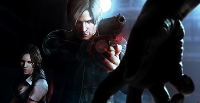 Resident Evil Revelations 2 screenshot and box art leaked online