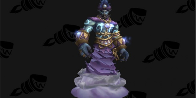Robin Williams will be a badass genie in World of Warcraft: Warlords of Draenor