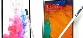 Samsung Galaxy Note 4 vs LG G3 Stylus – Veteran vs newcomer