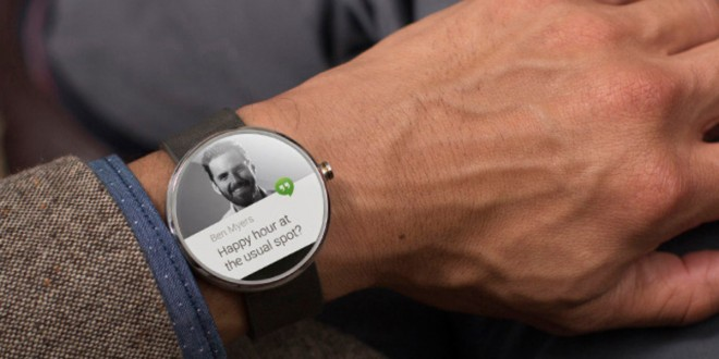 Microsoft Windows Smartwatch Design