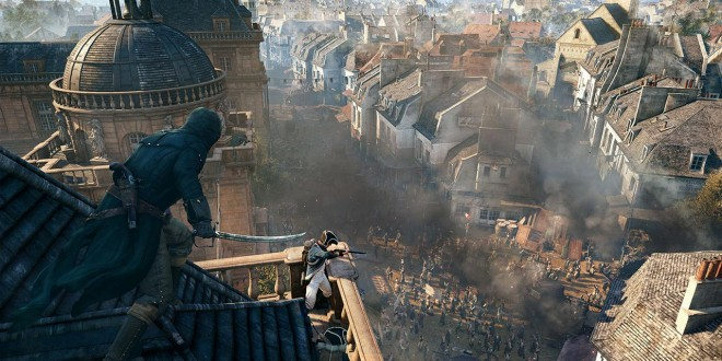 Take A Tour Of 18th Century Paris In Assassin S Creed