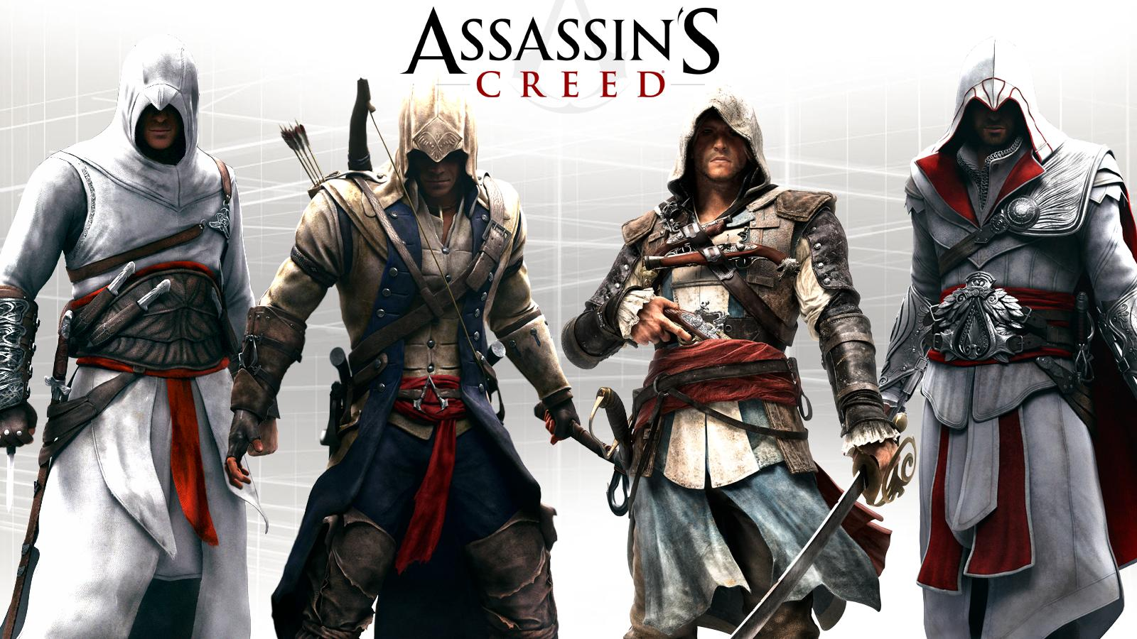 Ranking The Assassin S Creed Games From Worst To Best Load The Game