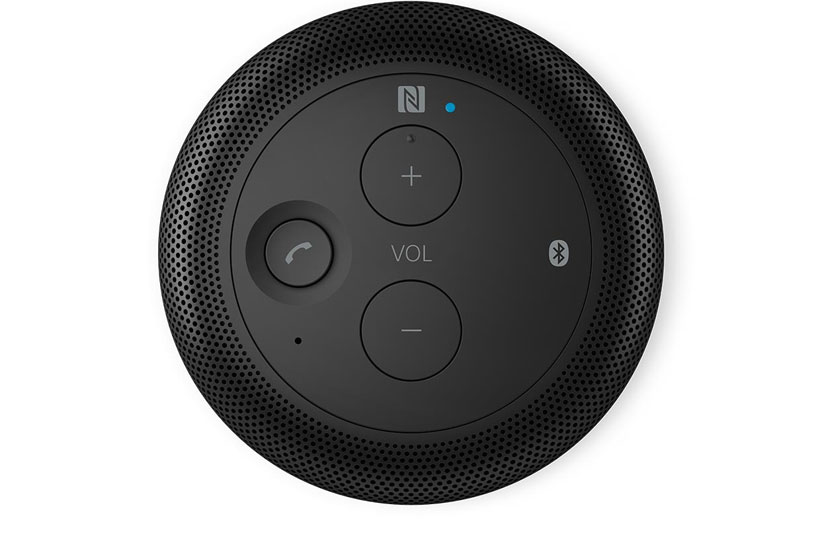 Bluetooth speaker up