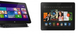 Dell Venue 11 Pro vs Amazon Kindle Fire HDX 8.9