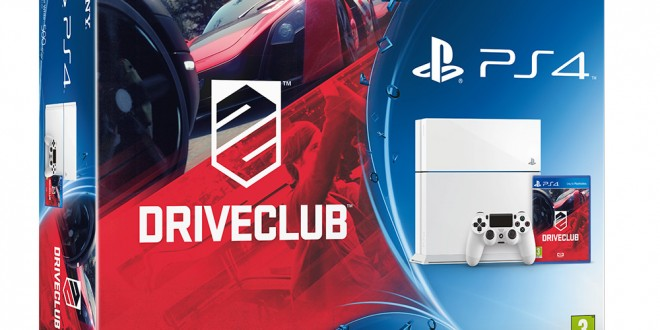 2 new Driveclub PS4 bundles announced