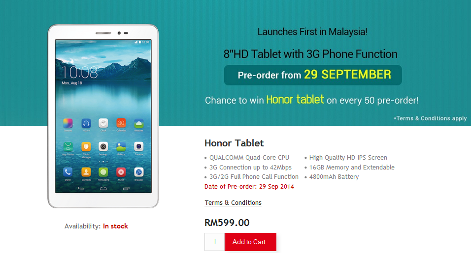 Huawei-Honor-Tablet-contest