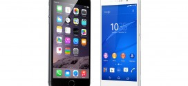 iPhone 6 Plus vs Sony Xperia Z3