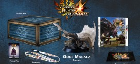 Monster Hunter 4 Ultimate Collector's Edition announced for North America