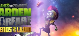 Plants vs Zombies DLC Legends of the Lawn coming soon to PS3 and PS4