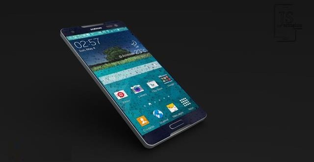 Samsung Galaxy S6 concept gets compared with Samsung ...
