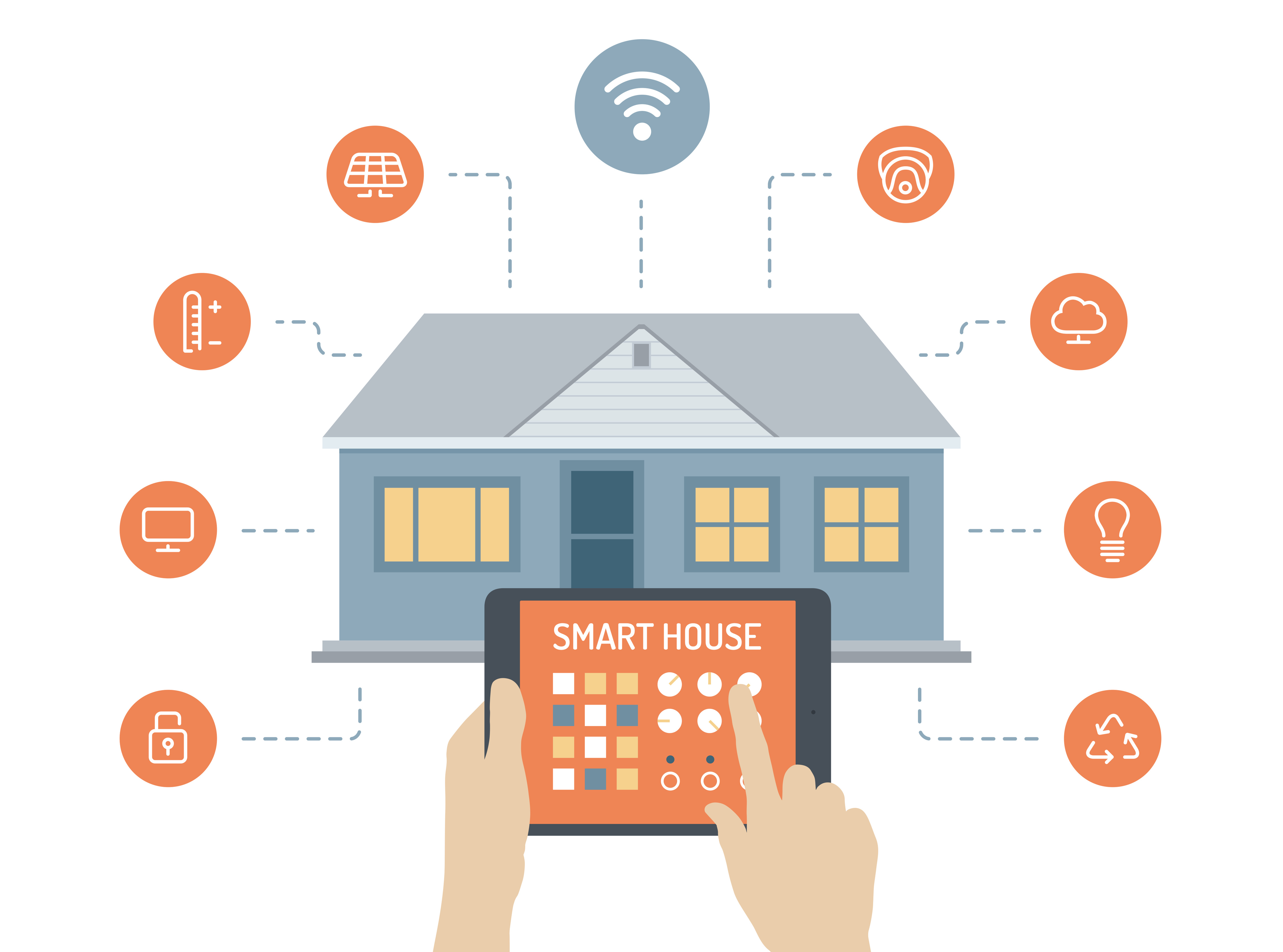 Makeover Your House Into a Smart Home of the Future | Info Computer ...