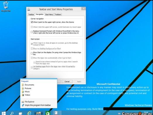 Windows 9 screenshot 10