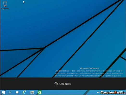 Windows 9 screenshot 15