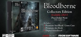 Bloodborne Collector's Edition announced and detailed