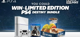 Taco Bell will be giving away Destiny PS4 bundles starting next month