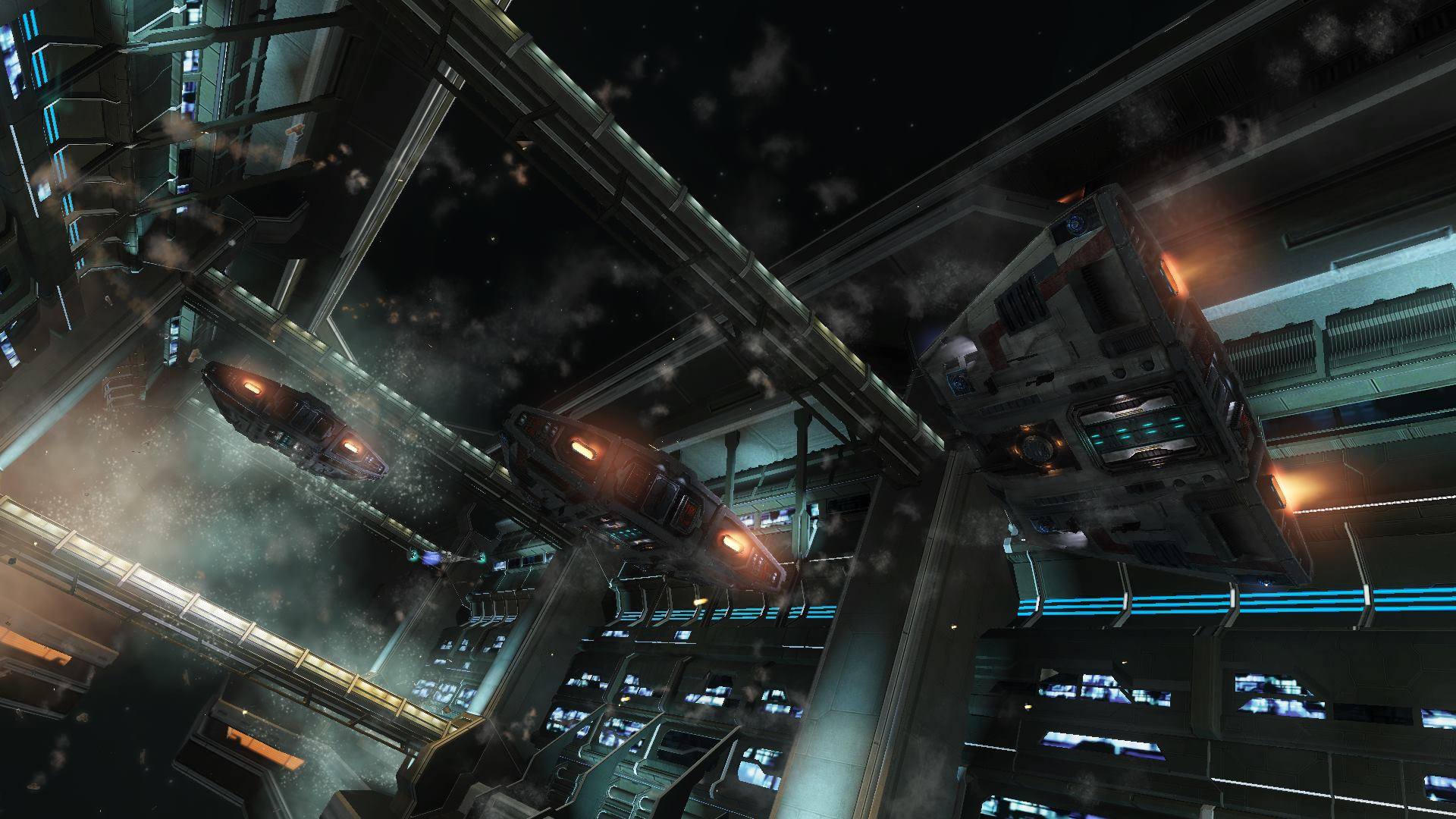 Elite dangerous dev talks beta 2 features load the game