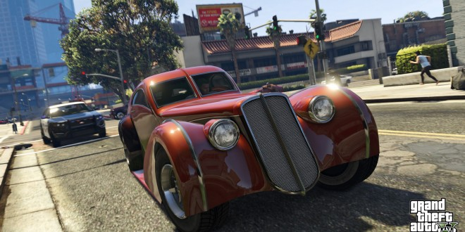 ... the upcoming release of Grant Theft Auto, GTA 5. (Photo: sihtech.com
